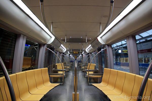 Мюнхенское метро - Münchner U-Bahn