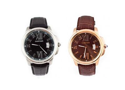 Часы швейцарские. Часы Cartier оригинальные. 15 наименований вещей, которые надо взять с собой в путешествие