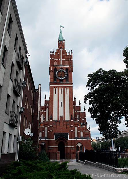 Калининград - Kaliningrad - Konigsberg