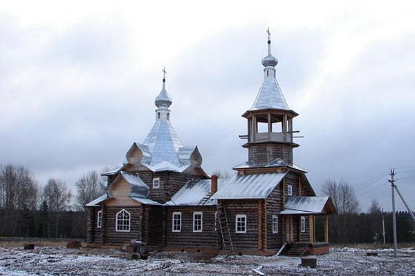 Нюксеница Вологодская область - Nyuksenitsa