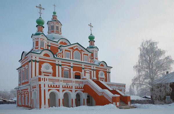Великий Устюг - Velikiy Ustyug'