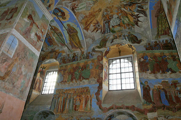 Александро-Свирский монастырь