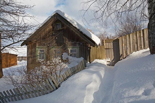 Чухлома. Костромская область. Сhukhloma.