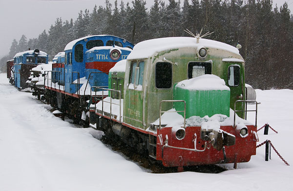 Монзенская железная дорога. Монза.