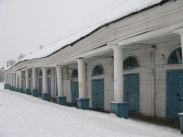 Солигалич. Костромская область. Soligalich.