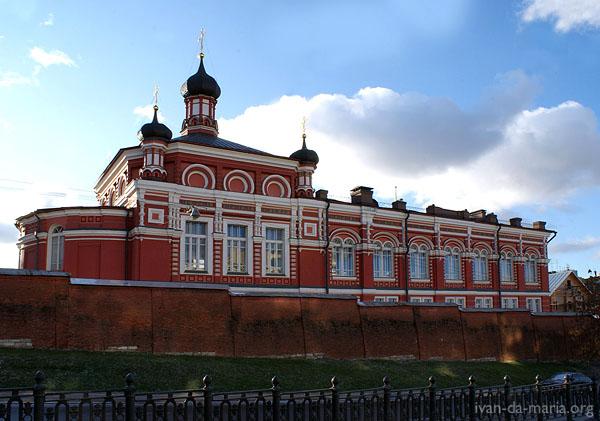 Белый город. Бульвары. Пешеходная экскурсия по Москве.