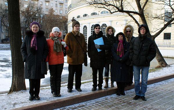 Бульварное кольцо. Прогулки по Москве. Пешеходная экскурсия по Бульварам.