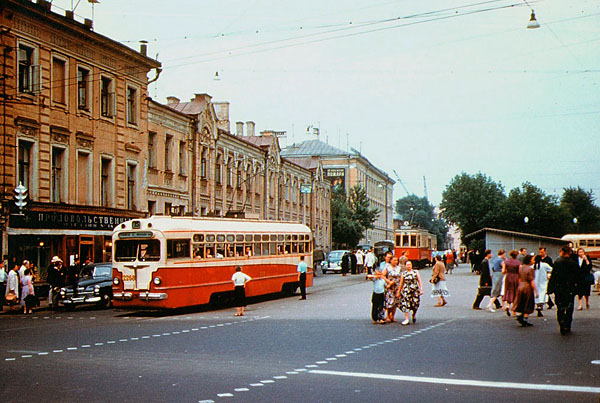 Экскурсия по бульварам Москвы