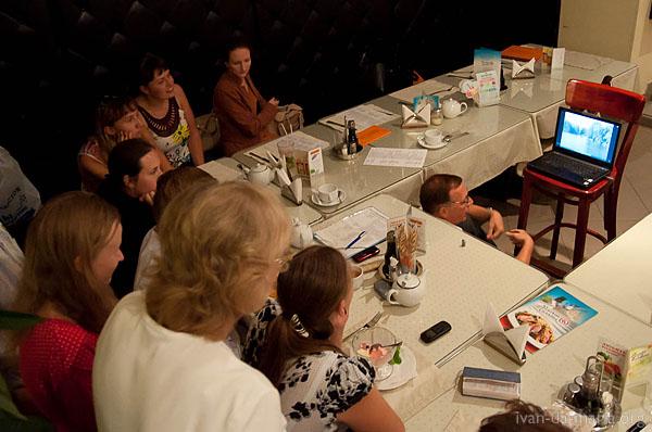 Клуб Иван да Марья: отдых, туры по России, поездки по Золотому кольцу, пешеходные экскурсии по Москве. Чайные встречи.