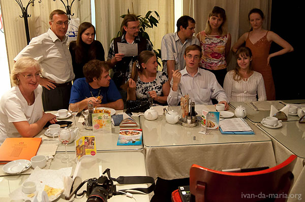 Клуб Иван да Марья: отдых, туры по России, поездки по Золотому кольцу, пешеходные экскурсии по Москве.
