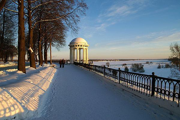 Ярославль. Фото Ярославля. Ярославль зимой. Туры в Ярославль и Кострому. Туры по Золотому кольцу из Москвы