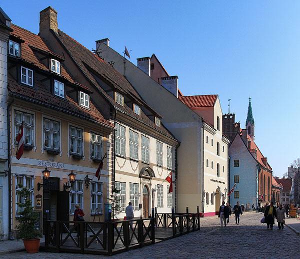 Рига. Фото Рига, Латвия. Туры в Прибалтику на майские