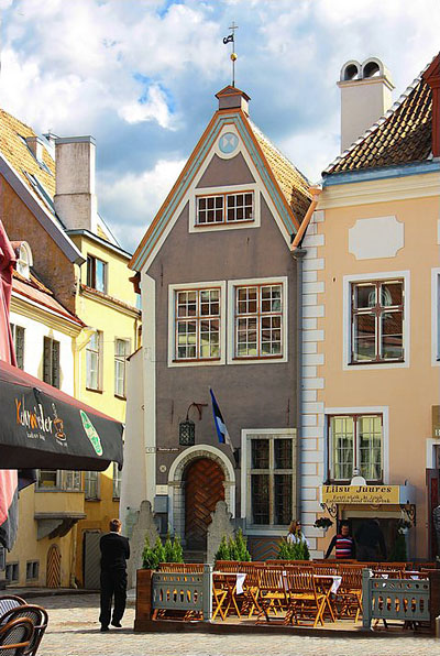 Таллин. Фото Таллин, Эстония. Туры в Прибалтику на майские