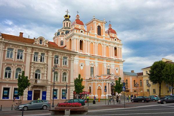 Вильнюс. Фото Вильнюса. Туры в Прибалтику на майские