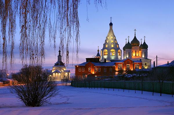 Коломна. Фото Коломна. Коломна зимой. Московская область фото. Туры в Коломну из Москвы