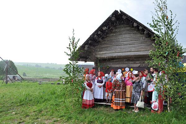 село Пожарище Вологодская область - Pozharishche'