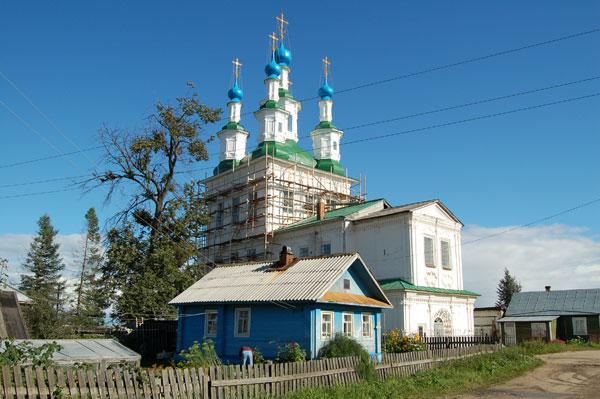 Тотьма фото города - Totma Vologodskaya oblast photos