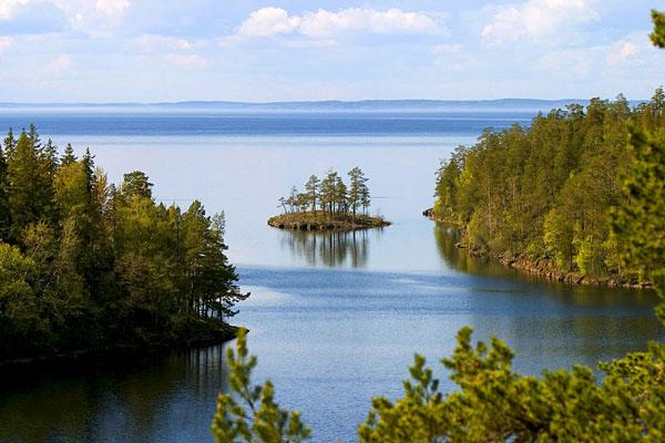 Санкт-Петербург – Выборг – Приозерск – остров Валаам