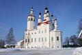 Вологда – Тотьма. Отчёты о путешествиях с Иваном да Марьей