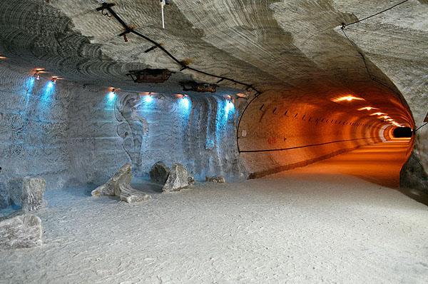 Соледар - соляная шахта Украины. Экскурсии по Украине. Поездки по Украине из Харькова