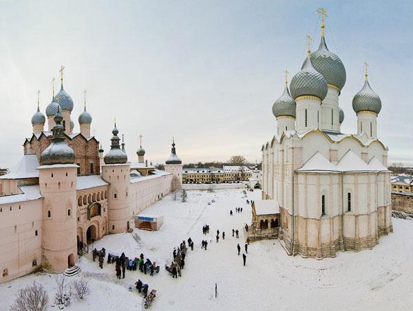 Картинки по запросу Ростов Великий, зимний