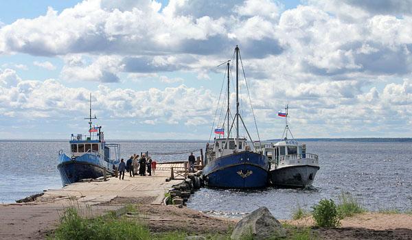 остров Коневец фото - Konevets photo. Туры на Коневец - паломничество на Коневец
