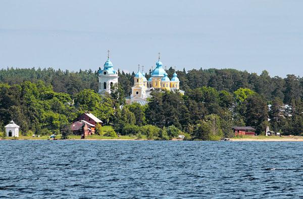 Летняя Ладога: Сортавала – Приозерск – остров Коневец – ладожские шхеры