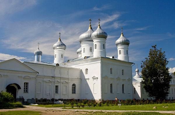 фото Великий Новгород - Юрьев монастырь. Новгородская область - Novgorod photos'