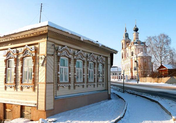 Нерехта. Фото Нерехта. Нерехта зимой. Туры в Нерехту и Кострому. Туры по Золотому кольцу из Москвы