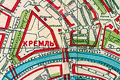 Сталинская Москва. Генплан развития Москвы - экскурсия