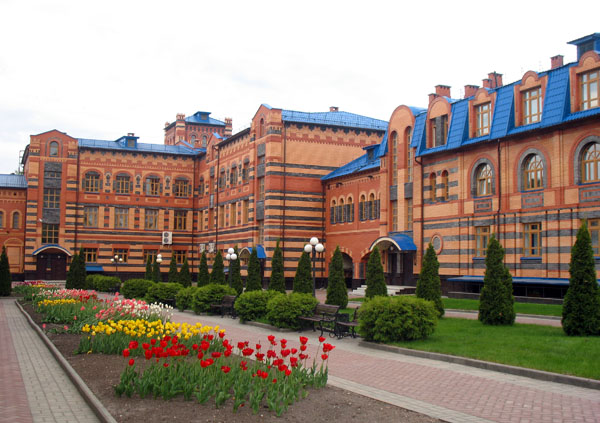 Йошкар-Ола (Царёвококшайск) - Yoshkar-Ola'