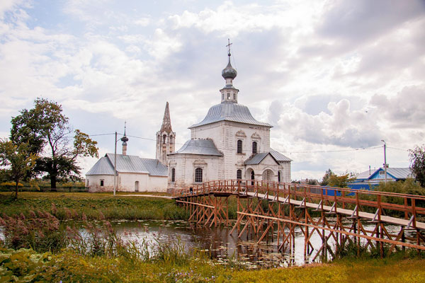 фото города Суздаль. Владимирская область Золотое кольцо - Suzdal photos