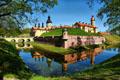 Белоруссия Несвижский замок экскурсия из Минска