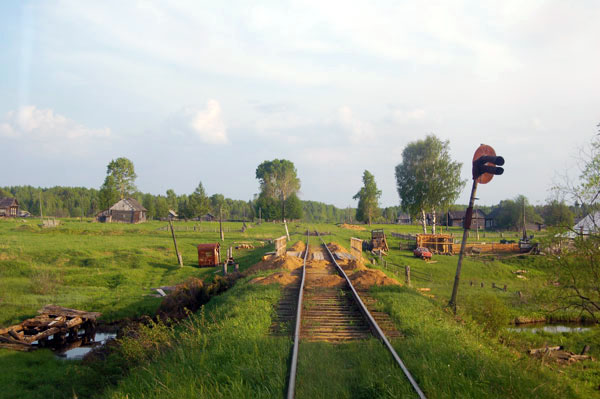 Шортюгская железная дорога фото