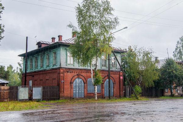город Макарьев Костромская область фото Макарьев
