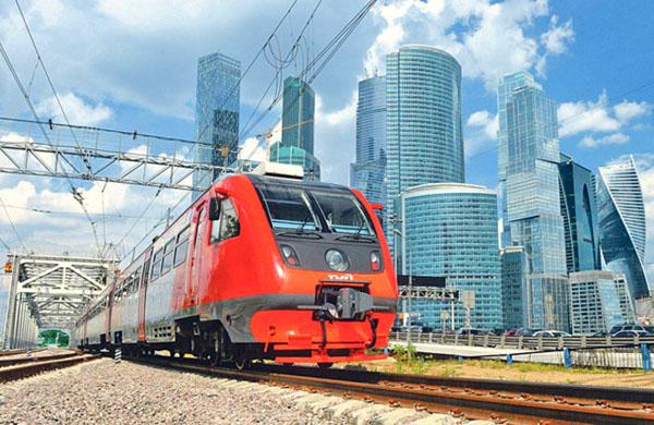 Экскурсия по железным дорогам Москвы. Экскурсия по Московскому центральному кольцу