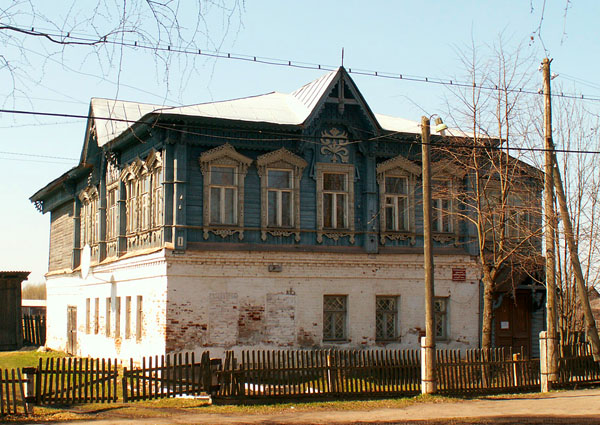 достопримечательности Ивановской области Васильевское фото