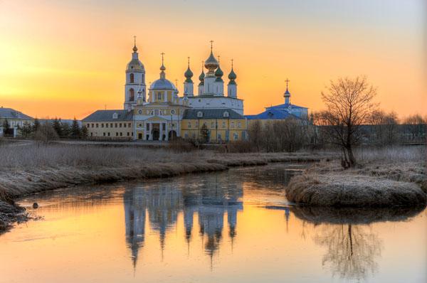 достопримечательности Ивановской области Введеньё фото Николо-Шартомский монастырь