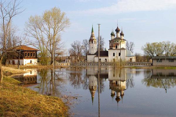 достопримечательности Ивановской области село Холуй фото холуйская миниатюра