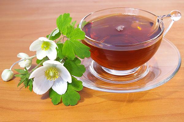 Весеннее чаепитие
