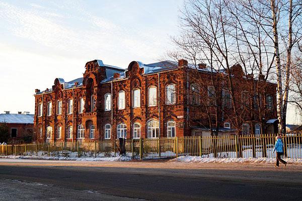 фото города Талдом Московская область - Taldom photos