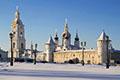 Тобольск кремль Сибирь