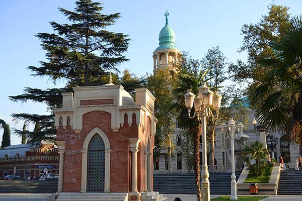 Туры в Азербайджан в ноябре осень 2018