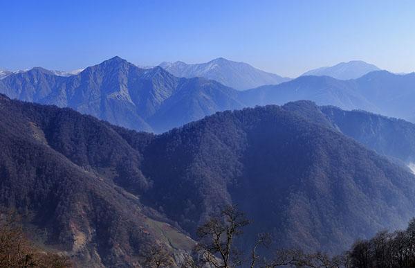 гора Туфандаг Азербайджан