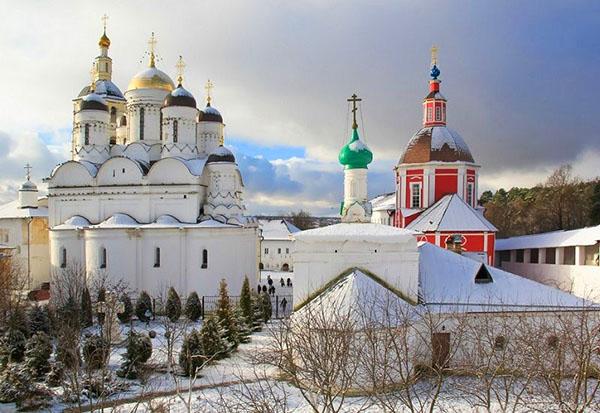 фото Боровск зимой Калужская область - Borovsk photos
