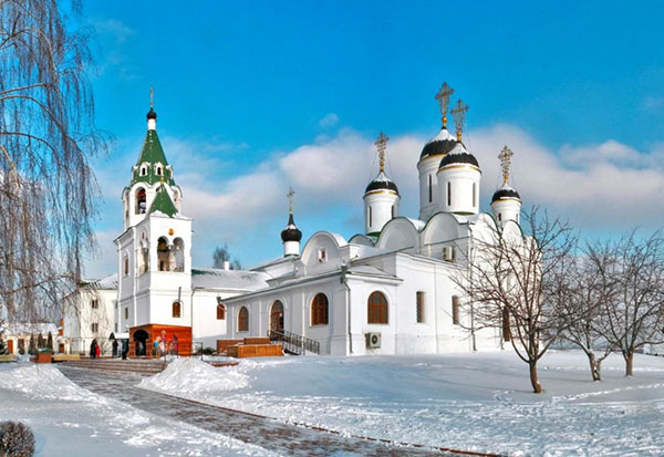 Murom winter фото Муром зимой Владимирская область