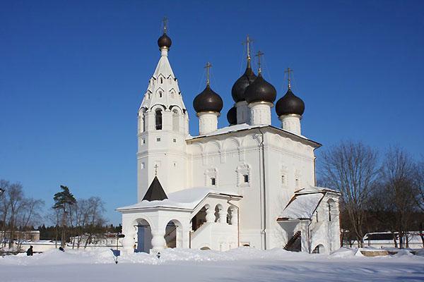 фото Верея зимой Московская область - Vereya photos