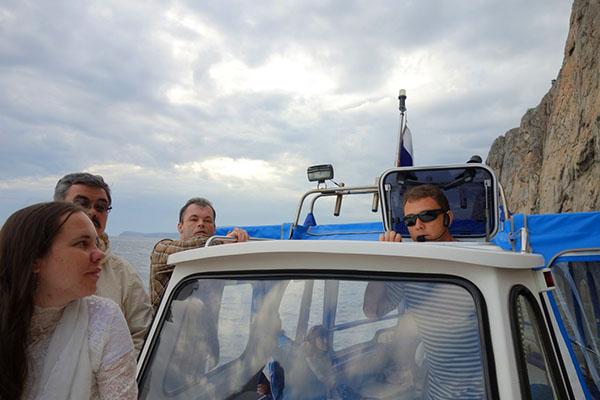 Крым. Мыс Айя. Затерянный мир
