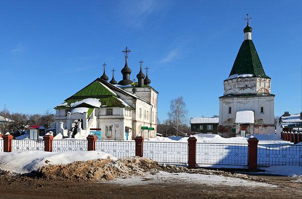 Балахна Нижегородская область