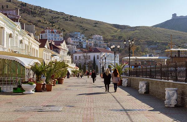 Крым. Балаклава